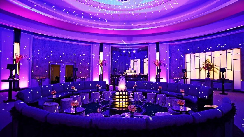 Venue When Planning the Work Christmas Party