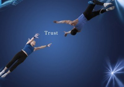 Trust between Teams